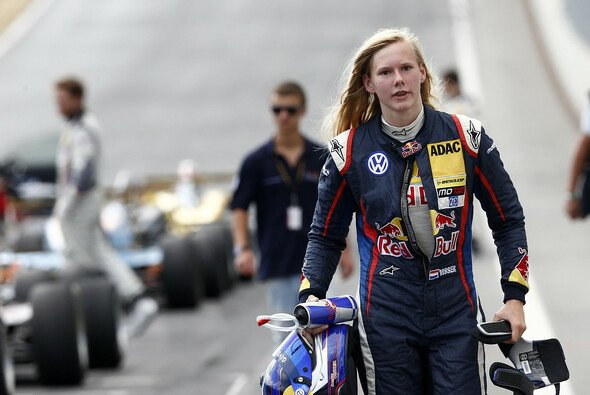 Beitske Visser am Red Bull Ring