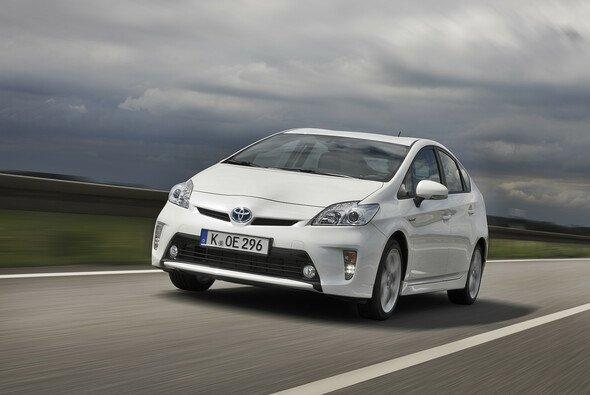 Der Toyota Prius ist das beste Hybridauto 2013. - Foto: Toyota