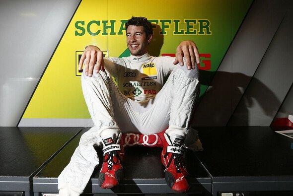 Im siebten Anlauf klappte es: DTM-Titel für Mike Rockenfeller - Foto: Audi