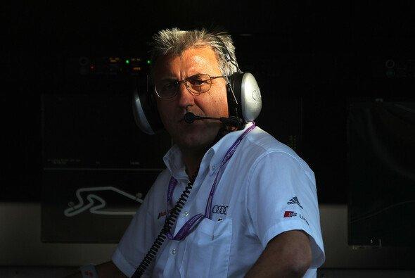 Phoenix-Teamchef Ernst Moser hat sich vier Wochen Pause verdient - Foto: Audi