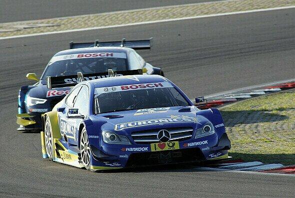 Gary Paffett geht von Rang fünf ins Rennen auf dem Nürburgring