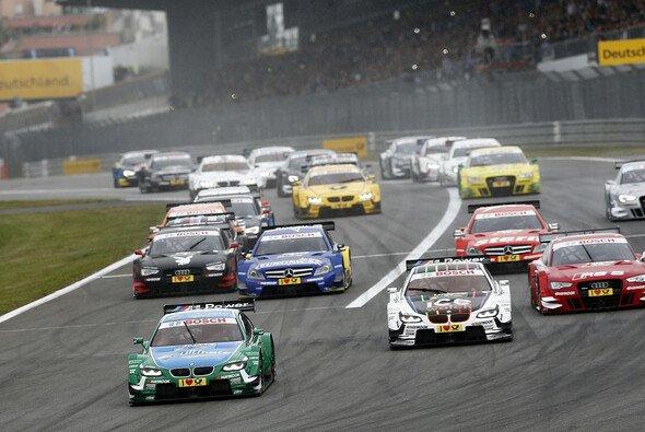 Die DTM gastiert zum siebten Lauf der Saison auf dem Nürburgring - Foto: DTM