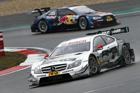 Christian Vietoris fuhr zum vierten Mal in dieser Saison auf Platz 3