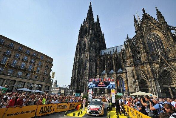 Die ADAC Rallye Deutschland ist in jedem Jahr eines der Highlights