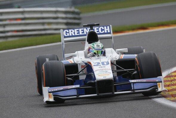 Berthon bleibt in der GP2