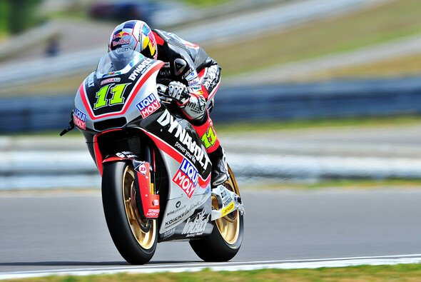 Sandro Cortese in Action.