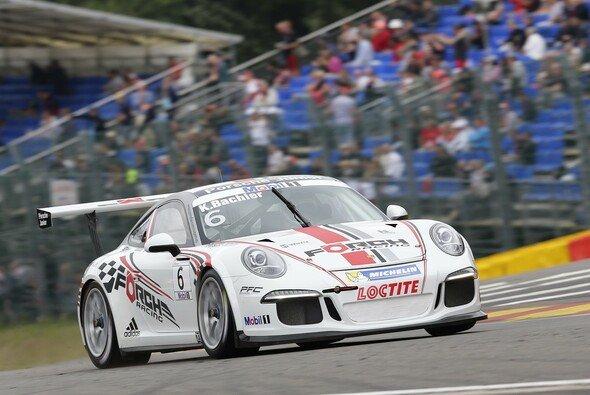 Klaus Bachler bestreitet erstmals ein Rennen in Monza