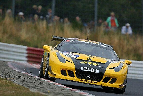 Nicht nur wunderschön, sondern auch schnell: Die Ferrari 458 von GT Corse