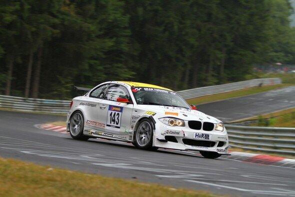 Torsten Kratz startete im BMW von Ahles Motorsport