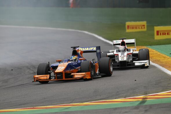 Foto: Alastair Staley/GP2 Series Media Service