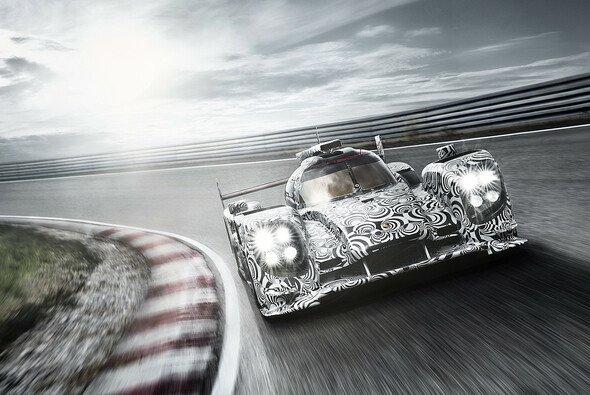 Erst unlängst veröffentlichte Porsche neue Fotos - Foto: Porsche