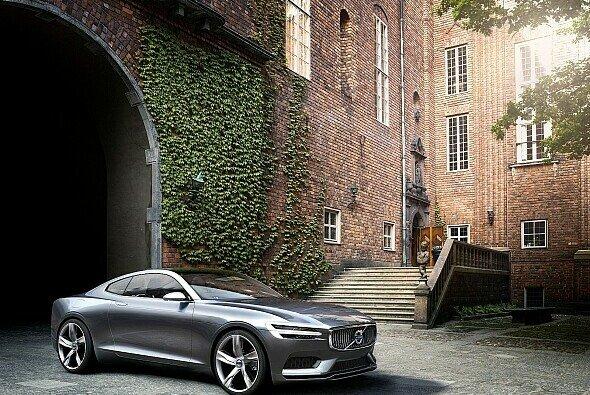 Volvo zeigt mit der Studie erstmals Details des neuen XC90, der 2014 vorgestellt wird