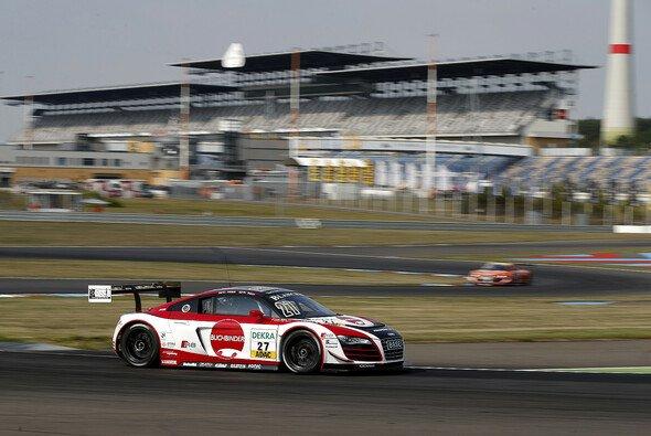 Prosperia C. Abt Racing nahm immerhin einen Podiumsplatz aus der Lausitz mit