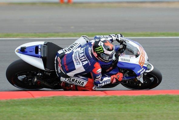 Der Großbritannien-GP liefere ein grandioses Duell um den Sieg - Foto: Yamaha Factory Racing