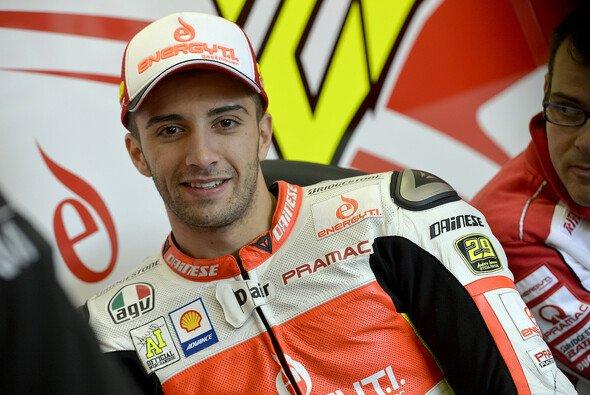 Andrea Iannone startet nur von P16