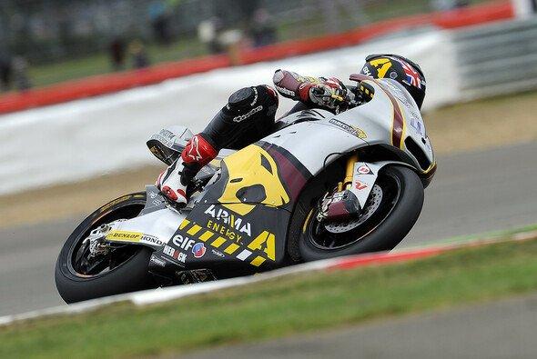 Scott Redding brachte den Silverstone-Circuit bereits vor dem MotoGP-Rennen zum Brodeln - Foto: Milagro