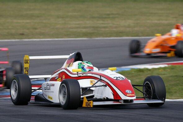 Marcel Lenerz schnupperte 2013 im ADAC Formel Masters erstmals Formelluft