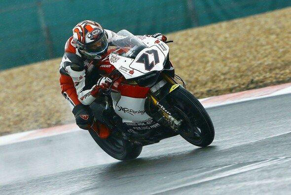 Max Neukirchner gibt eine IDM-Gaststart auf der Heimstrecke - Foto: MR Racing