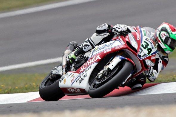 Davide Giugliano freut sich auf den neuen Kurs - Foto: Althea Racing