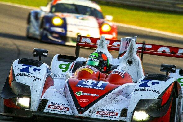 Greaves Motorsport wird Gainer beim WEC-Lauf auf dem Fuji Speedway unterstützen - Foto: André Lemes