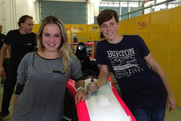 Schweinchen-Power bei KUG Motorsport - Foto: ADAC Formel Masters