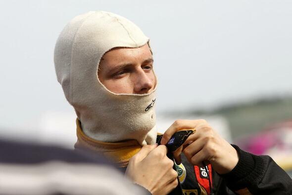 Emil Bernstorff steigt in die GP3 auf