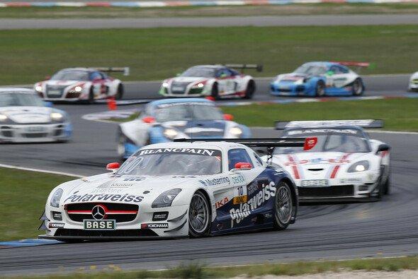 Beim Finale des ADAC GT Masters in Hockenheim haben elf Fahrer Titelchancen