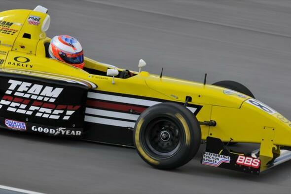 Hawksworth darf sein Können zeigen - Foto: IndyCar