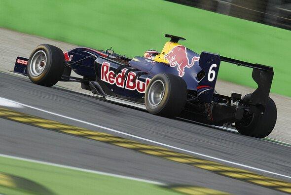 Daniil Kvyat krönte sich in der GP3 zum Meister