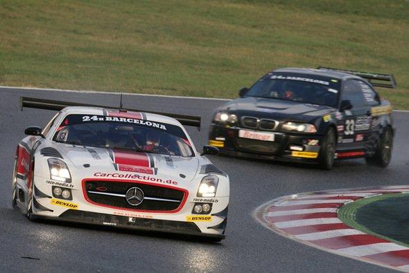Car Collection musste das 24-Stunden-Rennen nach einem Unfall beenden