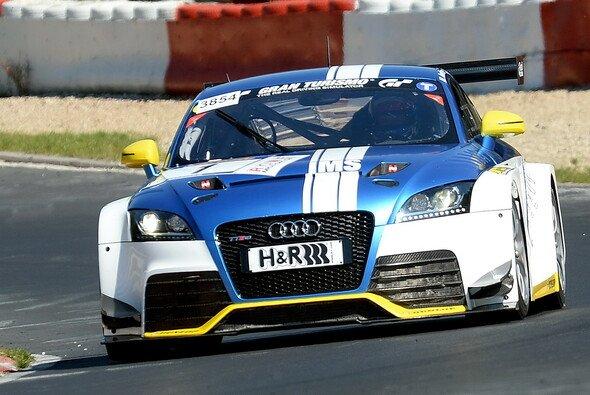 Der Audi TT-RS von LMS Engineering startet in der VLN