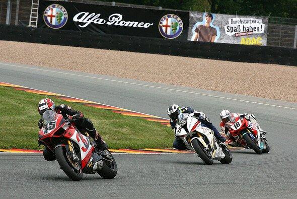Michael Ranseder sicherte sich die Pole in der Superbike-Klasse