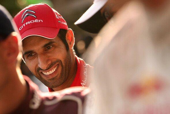 Auch Al Qassimi wird 2014 wieder für Citroen an den Start gehen