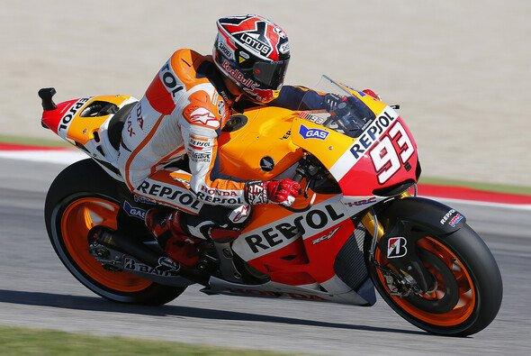 Marc Marquez ließ der Konkurrenz keine Chance - Foto: Repsol Honda