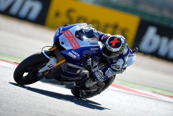 Jorge Lorenzo gewann in Misano - Foto: Yamaha Factory Racing
