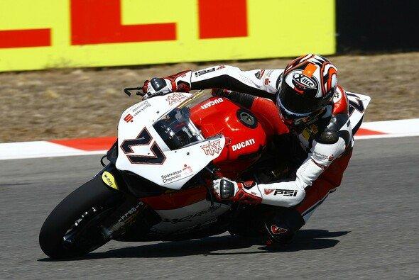Max Neukirchner kommt mit Ducati zurück in die IDM