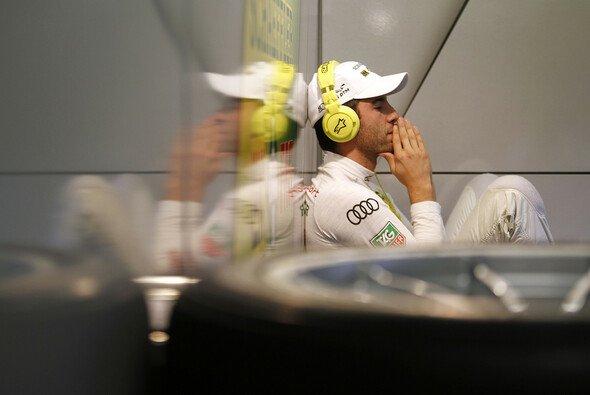 Mike Rockenfeller: ein sympathischer, fokussierter Racer - Foto: Audi