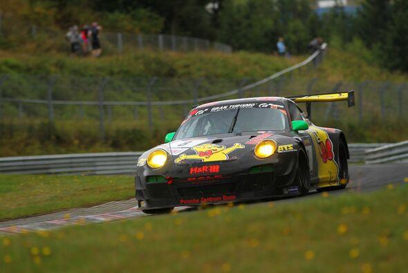 Der Haribo-Porsche fuhr auf den fünften Gesamtrang