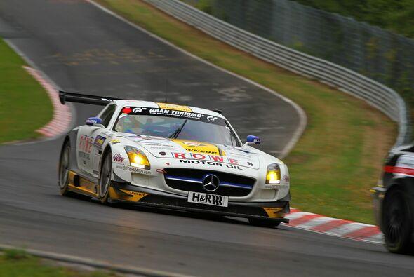 ROWE Racing schickt zwei SLS ins Rennen