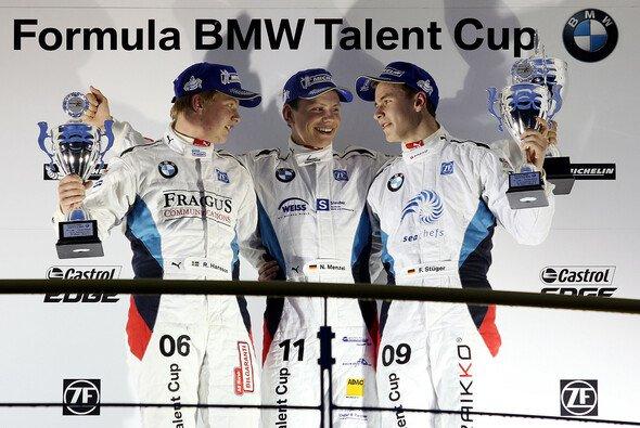 Nico Menzel siegte in Oschersleben - Foto: BMW
