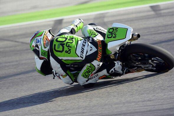 Niccolo Antonelli gab den Ton in der Moto3-Klasse an