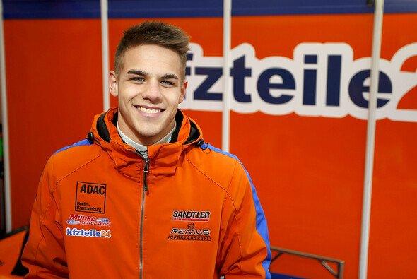 Der neue ADAC Formel Masters Champion Alessio Picariello hat noch viel vor