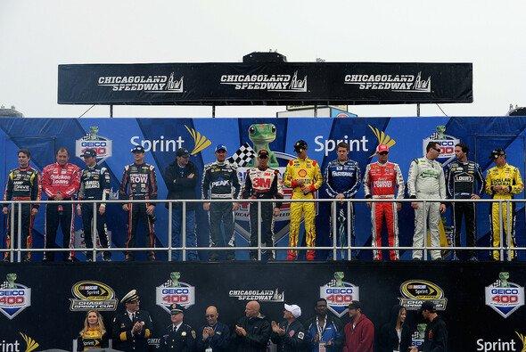Wer schafft in der neuen Saison den Sprung in den Chase? - Foto: NASCAR