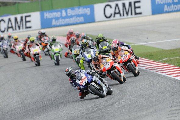 Das Reglement der MotoGP wird angepasst