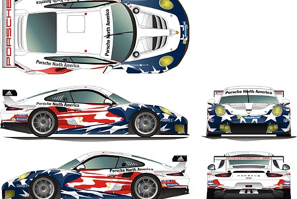 Porsche greift in den Staaten an - Foto: Porsche