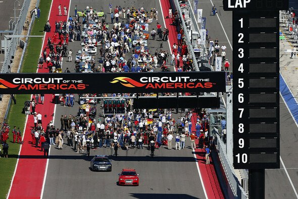 WEC und USCC veranstalten den Austin-Auftritt unter dem Titel Lone Star Le Mans