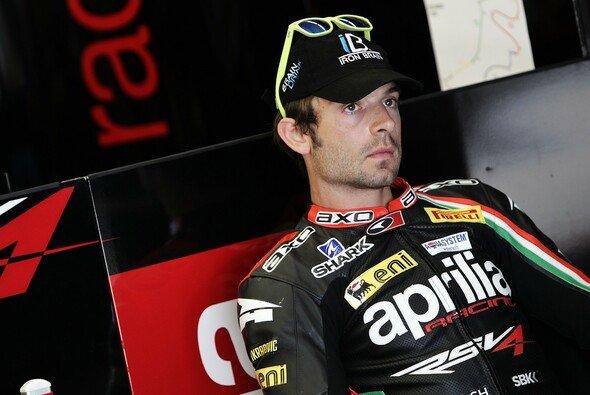 Sylvain Guintoli muss auf den ersten Superbike-Test 2014 verzichten