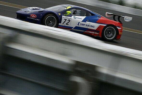 Ein SMP-Ferrari beim Blancpain 1000 im vergangenen Jahr auf dem Nürburgring