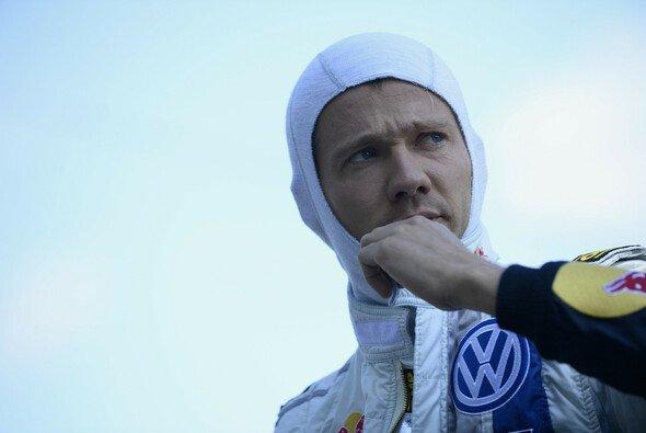 Sebastien Ogier hat Sebastien Loebs gejammer satt - Foto: Volkswagen