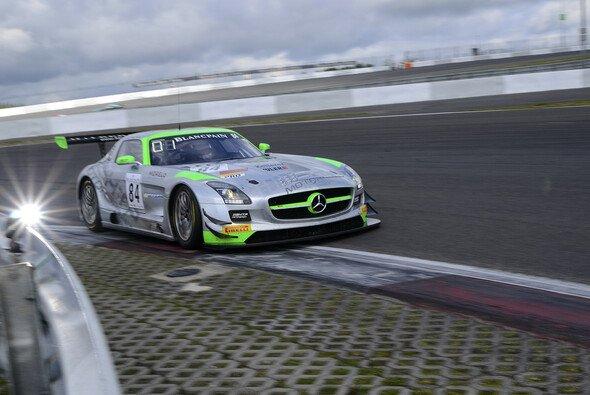 HTP Motorsport erzielte die Bestzeit im Training